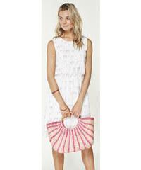 Smashed Lemon Dámske krátke šaty Pink 18136 14 ccbe0d6a0ea