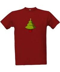 T-shock tričko s potiskem vánoční stromeček pánské. 399 Kč dc0f3998dc