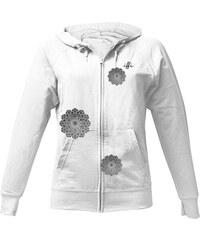 HAILYS Hailys dámská mikina na zip s kapucí Lisa květinový vzor ... eb78076ec5