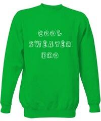 T-shock mikina supreme s potiskem ugly sweater pánské 3b95baf7bb