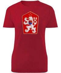 T-shock tričko s potiskem ČSSR dámské 0cf6b79b4a