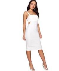 Kolekce Boohoo midi šaty z obchodu Tamsin.cz - Glami.cz 10c173ae87