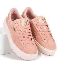 d61ac74e12c Puma platform trace wn`s růžové