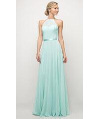 5f99589bb8a7 Cinderella Šaty pro družičky v barvě mint
