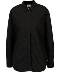 70e1d537385 Černé dámské košile se slevou 50 % a více - Glami.cz