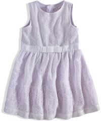 15dd2c27d300 Čipkové dievčenské šaty MINOTI RAINFOREST biele