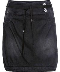 b0938e9a051c bonprix Džínová sukně s páskem