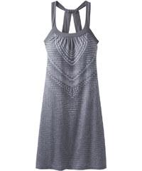 Prana Cantine Dress Charcoal Synergy šedé W31180358-char 9ebec057884