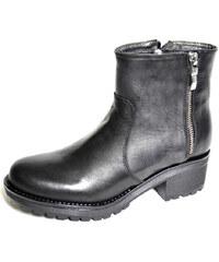 c5b811556f1d Dámska kožená členková obuv Gabor. Detail produktu · MORELLI Nero