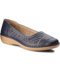 Dámské boty z imitované kůže bez podpatku - Glami.cz ec2aa53780