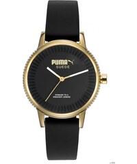 PUMA idő női klasszikus Quartz óra karóra szilikon szíj PU104252002 1ba360c13f