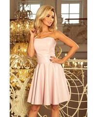 Dámské šaty NUMOCO 178 3 pastel pink - Glami.sk d9f4f5a063f