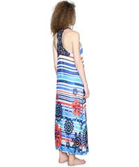 c0290aaa3cc Desigual Dámské šaty Vest Flora 18SWMW04 5202
