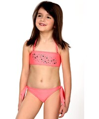 b1291795715 LORIN Dívčí plavky Greta růžová. 619 Kč