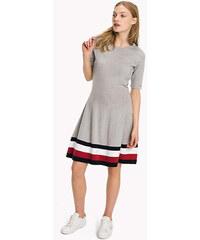 5a559a9259b4 Tommy Hilfiger dámske šedé šaty Adana