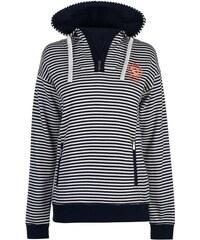 mikina Requisite OTH Hoody dámská Navy Stripe 3c791cfc595