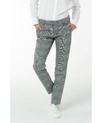 71c862382442 Dámske elegantné nohavice so vzorom