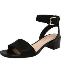 1dbb03992e88 CLARKS Páskové sandály  Orabella  černá