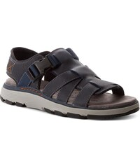 Szandál CLARKS - Un Trek Cove 261318617 Dark Navy. 17 220 Ft 16c057d841