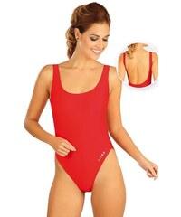 Litex 52515 Jednodílné sportovní plavky ab78dca656