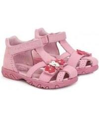 ec052494c1 Dievčenské sandále kožené D.D.STEP AC290-5010AM daisy pink