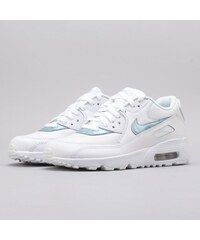 758385c0133 Nike Air Max 90 Mesh (GS) white   royal tint - white