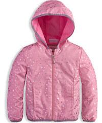 Dívčí jarní bunda KNOT SO BAD STARS růžová bb19910c18f