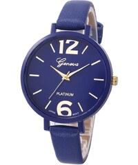 Shim Watch Geneva dámské hodinky Modré 0a0c1117ab