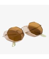 NALÍ Zeleno čierne slnečné okuliare - Glami.sk 50c59bb2132