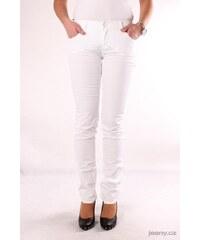 Armani Jeans bílé slevové kupóny dámské kalhoty - Glami.cz 01924d757c
