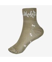 Maloja Dámské ponožky ObadiaM. - zelená 1bd860edef