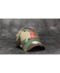 New Era 9 Forty Women Camo Team Boston Red Sox Cap Woodland Camo ff768b3f83c8