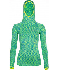 Dámske funkčné tričko s dlhým rukávom KILPI DIVER-W Tyrkysová 18 c0596b11663