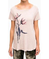 Pepe Jeans dámské růžové tričko Bettie 9a1145934e