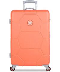 02077a39560c7 Oranžové Pánske cestovné kufre   50 kúskov na jednom mieste - Glami.sk