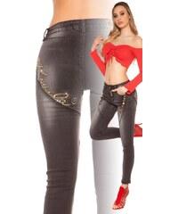 Dámské kalhoty s nízkým rozkrokem  cce93b1ad2