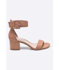 448908d1797 Sandále STEVE MADDEN - Carina SM11000391-02002-963 Dark Blush Patent ...