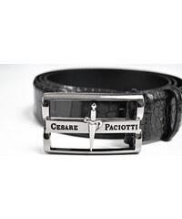 d4c814f666 Cesare Paciotti Lux Antracite pánsky opasok