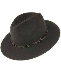 7867ddf5e8d Tonak Luxusní plstěný klobouk tmavě hnědá (Q6062) 58 10374 07HD