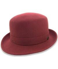 Tonak Dámský plstěný klobouk cihlově červená (Q1016) 56 52520 13BC 6ea955dc88