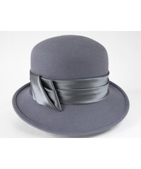 9b71862f1c7 Tonak Dámský plstěný klobouk šedá (Q8072) 58 52238 12SE
