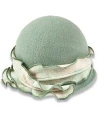 716f3e6d355 Tonak pletený klobouček Obatikon světle zelená (001 060094) L ObatikonZ