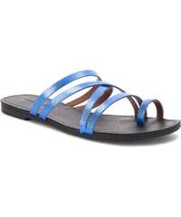 Vietnámi papucsok VAGABOND - Tia 4531-283-76 Super Blue afc629ab06