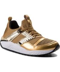 Sneakersy EA7 EMPORIO ARMANI - 7.0 Trainer Lux Pack U 248027 8P268 00161  Gold f69344484f