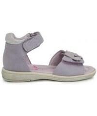 be7b5862aef2 D.D.STEP dievčenské kožené sandále K03-3004BM mauve