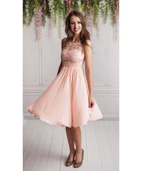 Jednobarevné společenské šaty z obchodu CoolBoutique.cz - Glami.cz c2c7d9c60f8
