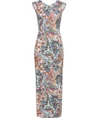 15b7c19c0806 Bonprix Šaty s kvetovanou potlačou