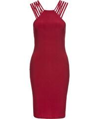 Trendy červené šaty  c59096aa77