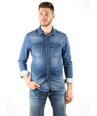 2095199cfb58 Pepe Jeans pánska džínsová košeľa