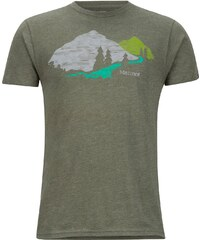 Tričko pánské Marmot Tread Tee Sn83 Green 3b03e71196d